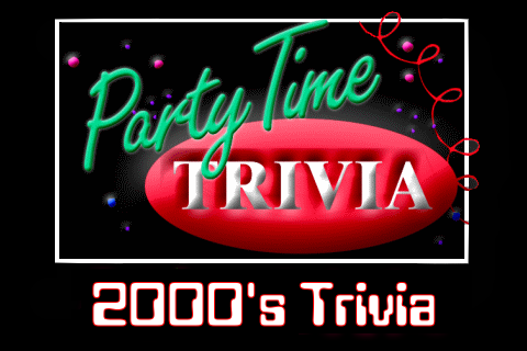 Screenshot 2000s Trivia – Party Time Trivia