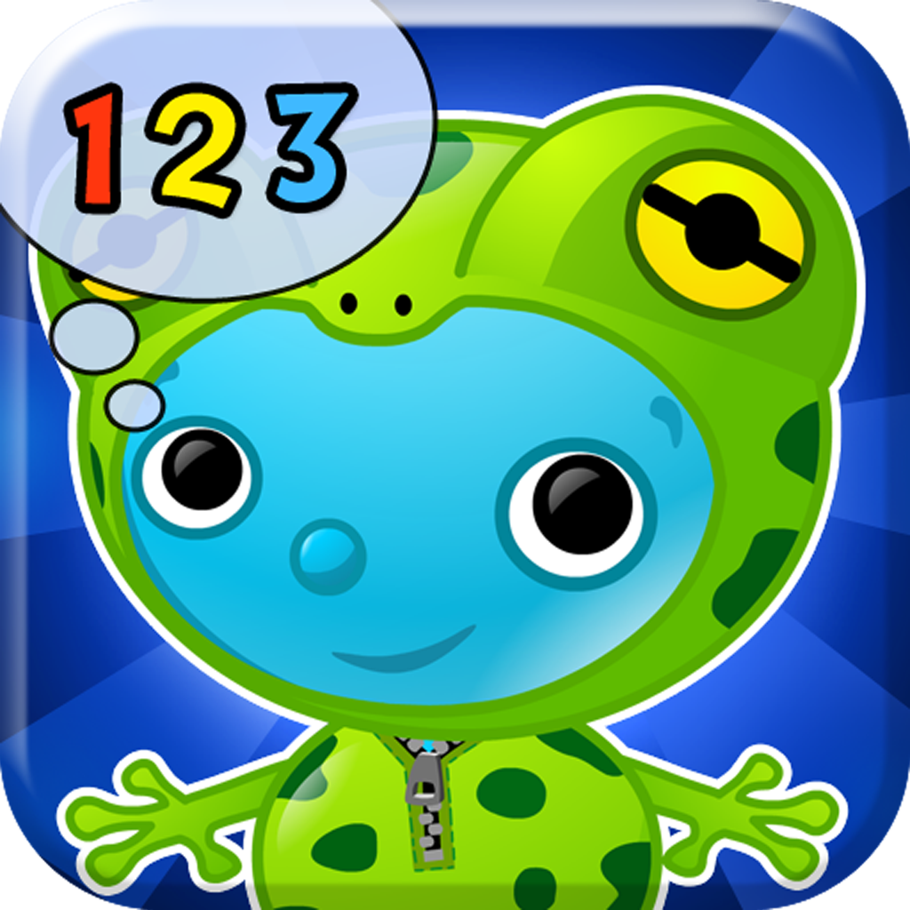 Numbers, Addition and Subtraction ! Math educational games for kids in Preschool and Kindergarten by i Learn With