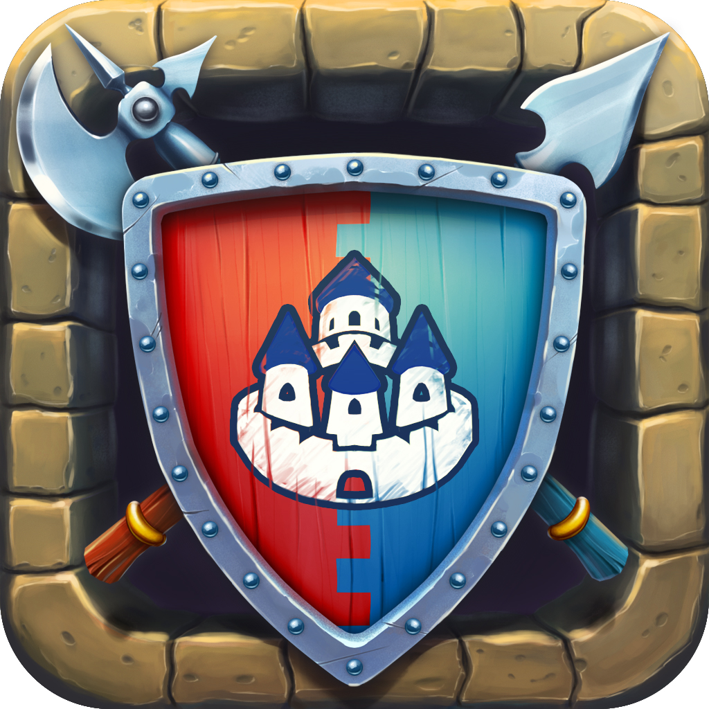 Medieval Defenders ! by 8Floor icon
